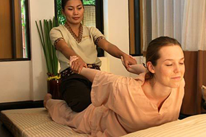 nisa thai massage skön massage stockholm